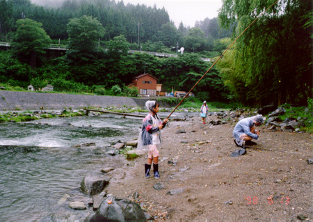 道 志村 キャンプ