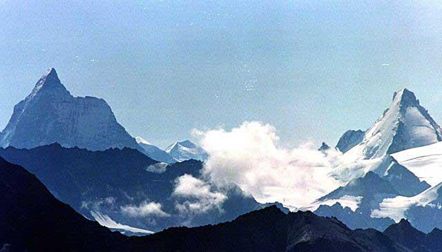 スイスの写真/ヴェルビエ