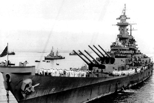 ミズーリ (戦艦)の画像 p1_13