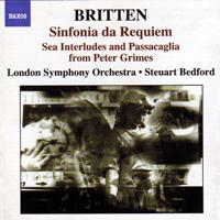 """Britten : """"Sinfonia da Requiem..."""