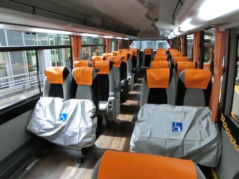 リムジンバス セレガ リフト付きバス