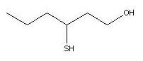 3-mercaptohexanol