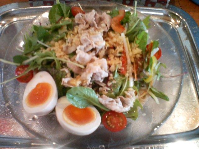色彩麺 / 海空土