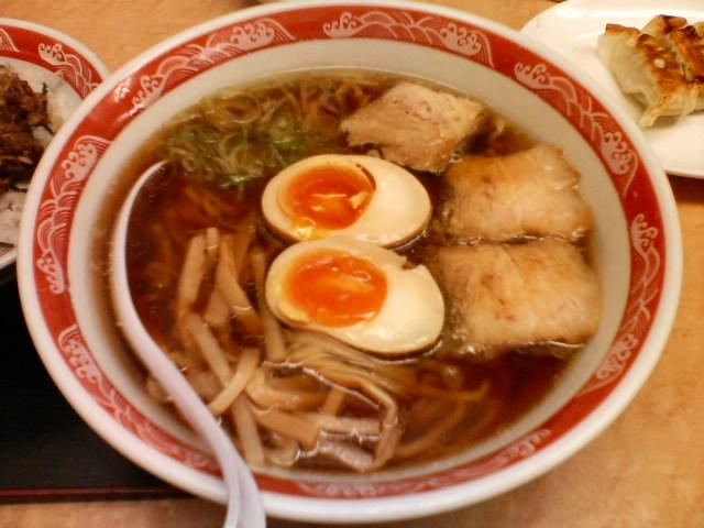 魂のラーメン / 麺一筋
