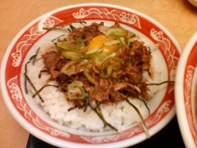 豚飯 / 麺一筋