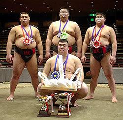 アマチュア相撲NEWS【2004・平成...