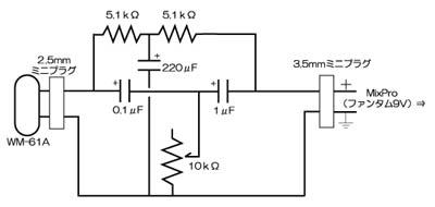 ユニット第2弾回路図