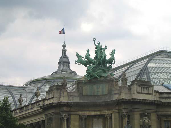 paris travel essays