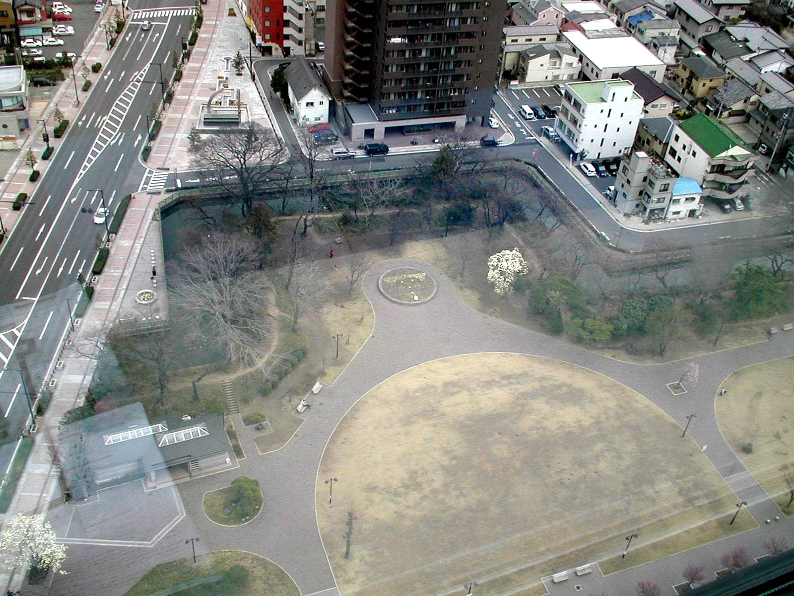 上野国城郭めぐり 高崎城