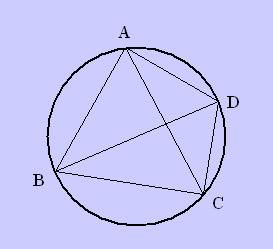 定理 トレミー の 中学生ができるトレミーの定理の証明方法