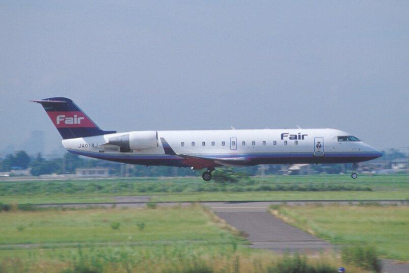 フェアリンク CRJ-100LR