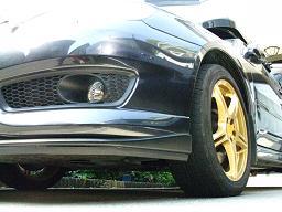 今回は BP5D レガシィ GT specB (6MT)に装着した