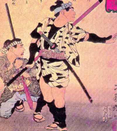 博徒 飯岡五郎  平塚の天狗事件が起こった同じ元治元年(1864年),その惨劇は起こりま...
