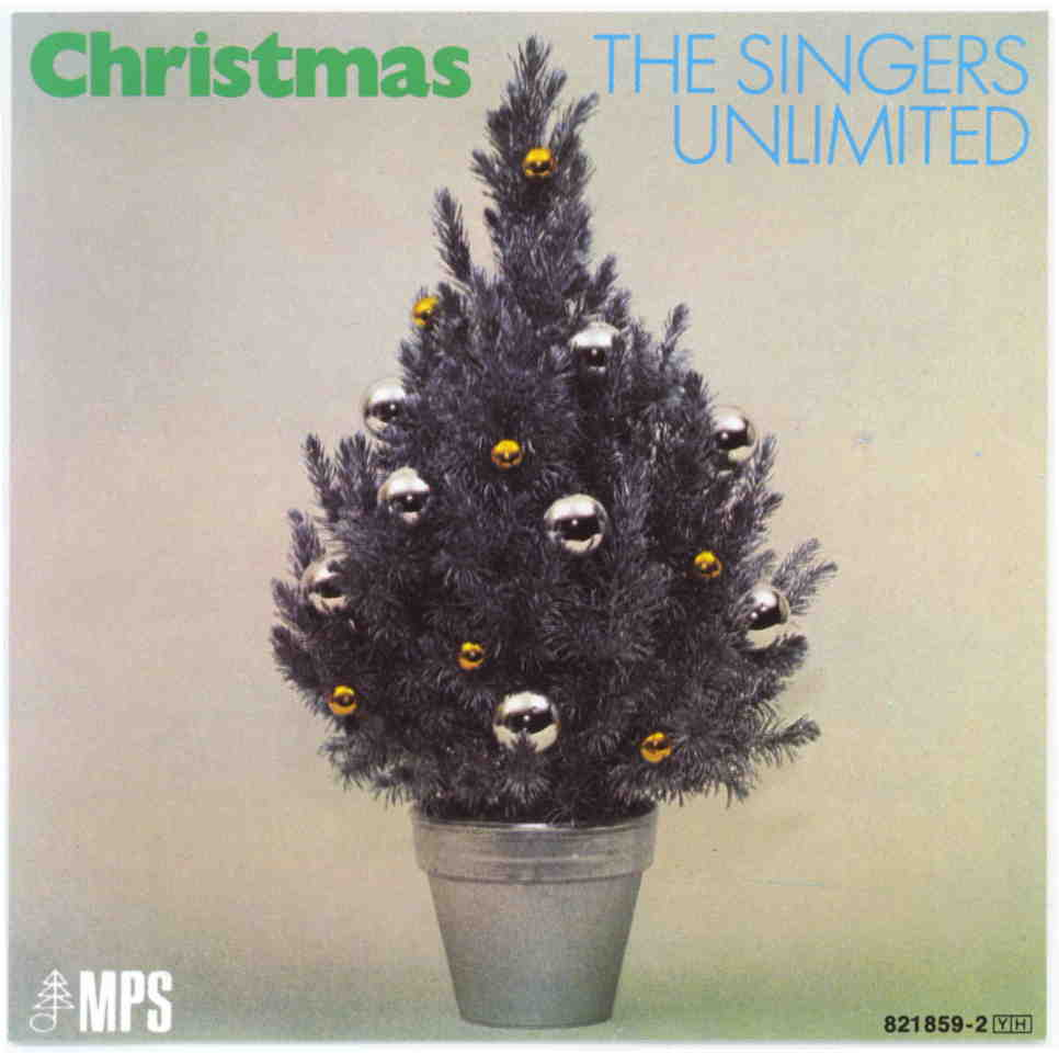 Chistmas THE SINGERS UNLIMITED