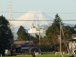 20040223の富士山