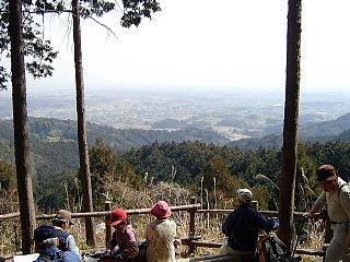 幕岩展望台