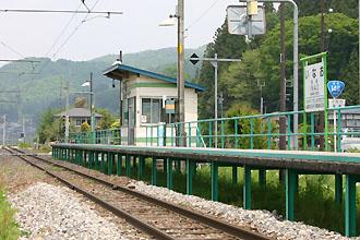 大糸線 稲尾駅