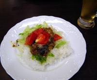 肉味噌ライス