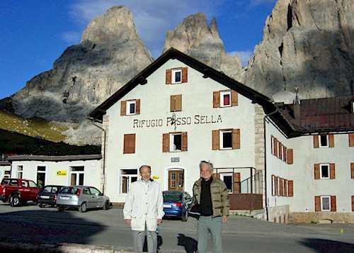 Passo Sella Rifugio Rifugio Passo Sella And