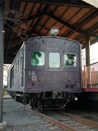 国鉄クモエ21001
