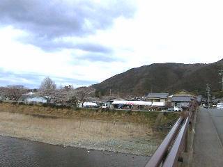 神路山と五十鈴川