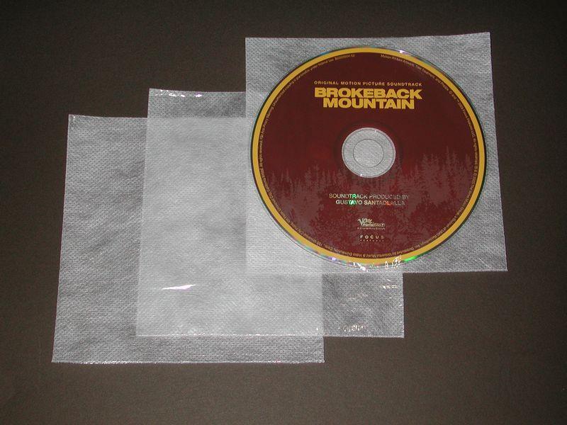 50 inner sleeve for japan mini lp cd sanwa cardboard