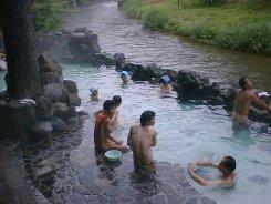 大沢 温泉