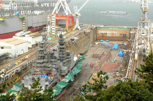 呉海軍工廠