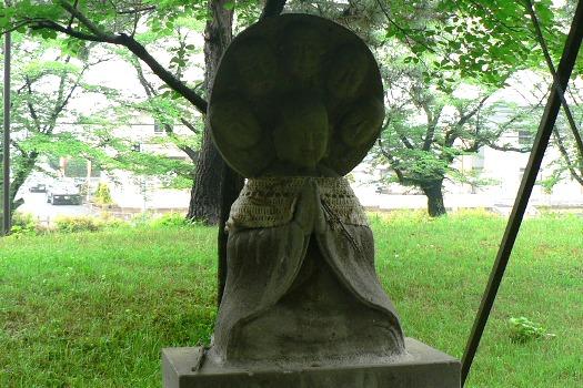 黎明地蔵尊 建立の由来 この黎明地蔵尊は、太平洋戦争末期、昭和二十年四... 中島飛行機 太田・