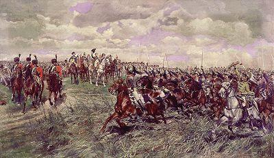 1807年6月14日フリートラント