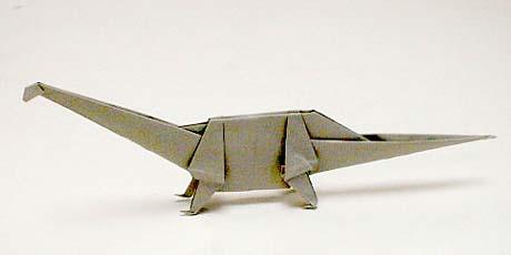 ハート 折り紙 折り紙 恐竜 トリケラトプス 折り方 : matome.naver.jp