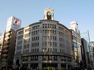 designer fashion 0db68 21367 銀座和光の時計塔