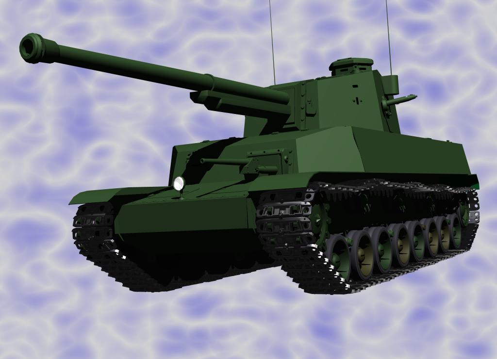 五式中戦車の画像 p1_36