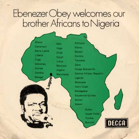 Ebenezer Obey And His International Brothers In London