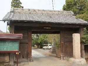 伊勢崎陣屋跡