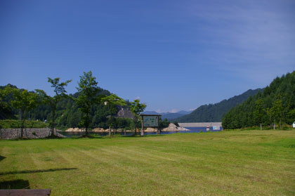 ならたま湖キャンプ場